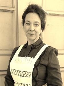 Anna: Alice Roosevelt's Maid (circa 1905)